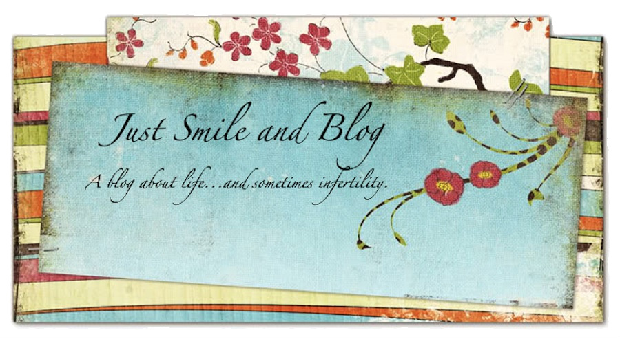 Just Smile and Blog