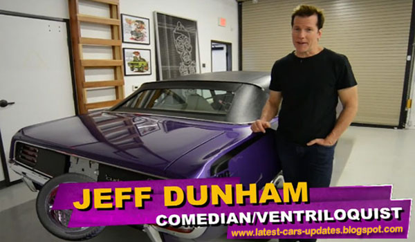 Jeff Dunham and Chrysler teaming up for SEMA project car