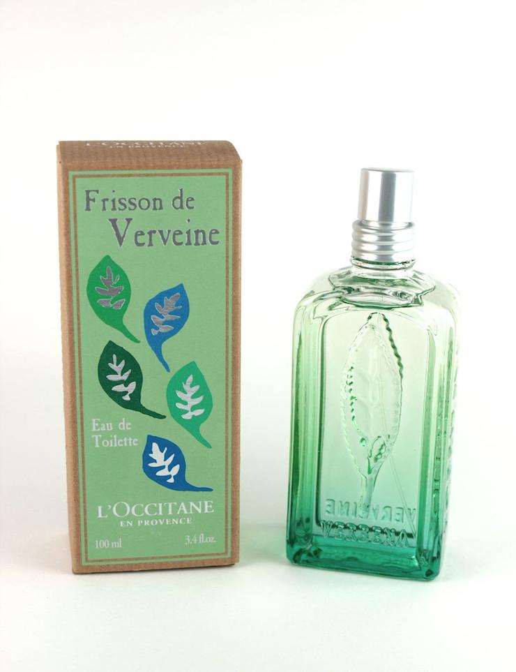 L'Occitane Frisson de Verveine Eau de Toilette Fragrance Review