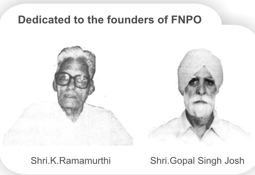 Founders of FNPO