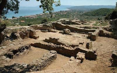 Κάστρο Βελίκας: Νέα ευρήματα στην ανασκαφή