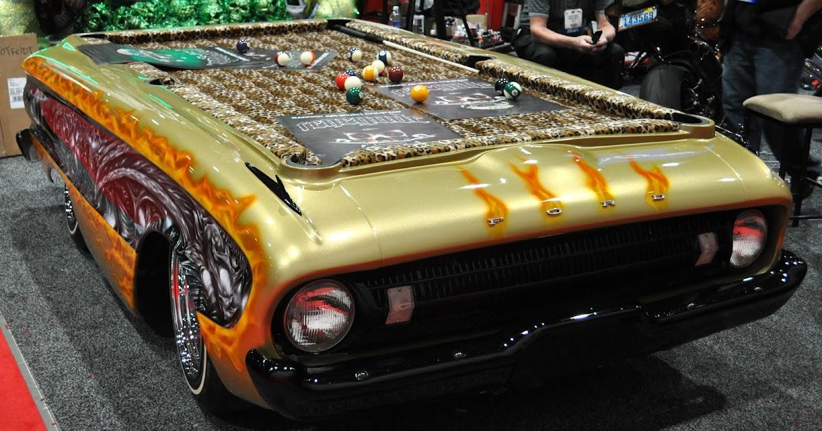 Race Car Themed Coffin