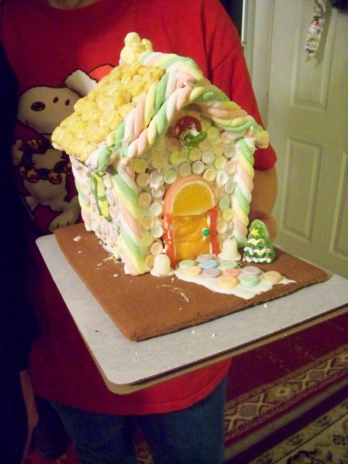 Premade Gingerbread Houses The Gingerbread House Gingerbread House Photos