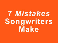7 Mistakes Songwriters Make image