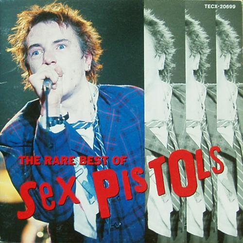 [1994] - The Rare Best Of The Sex Pistols