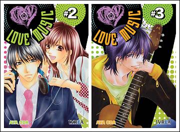 Love Music #2 y #3