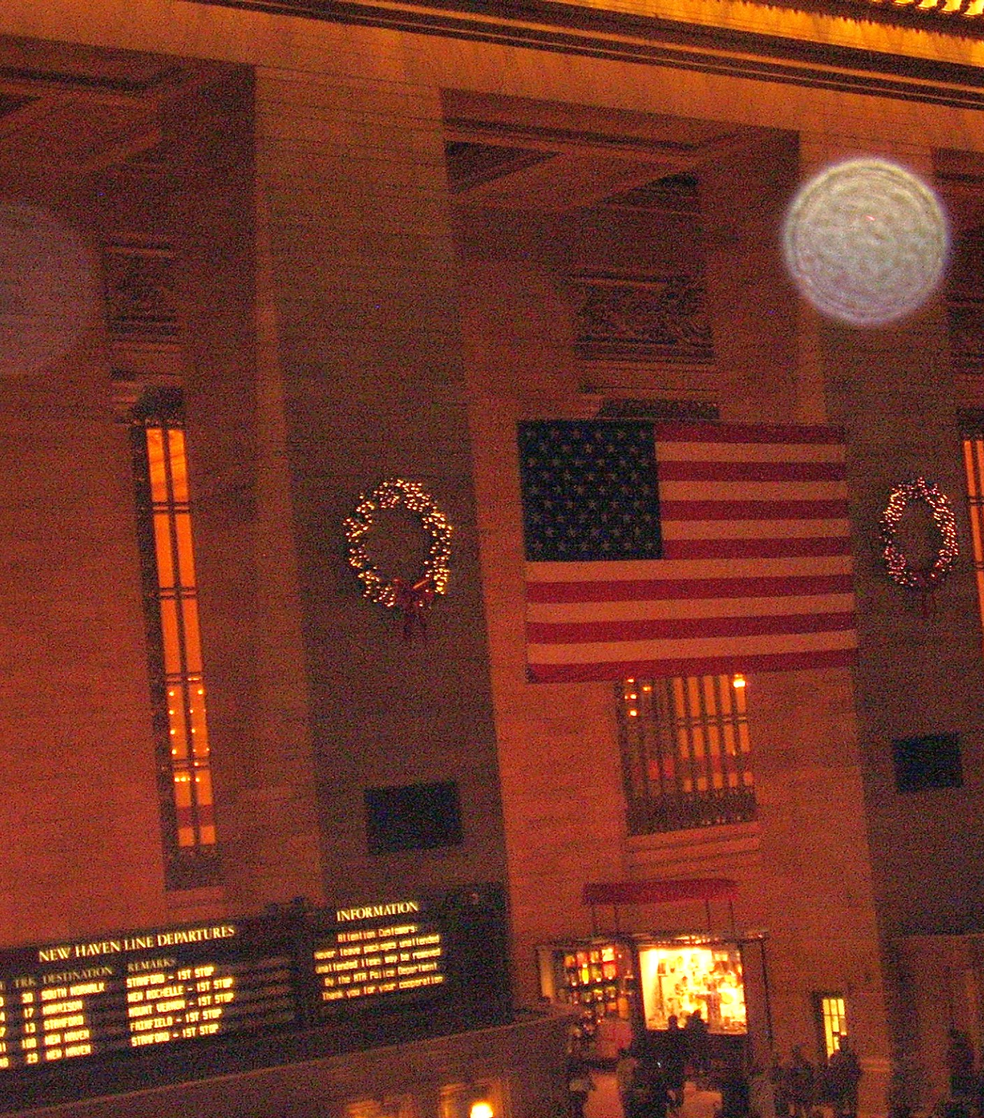 Grand Central Station orb