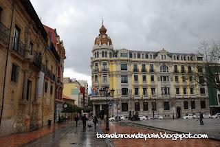 Plaza de Porlier