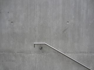 Cast concrete, Central Saint Martins, Stanton Williams Architects