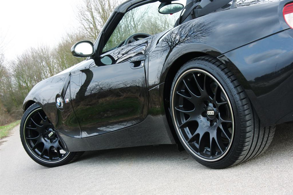Specification Bmw Z4 E85