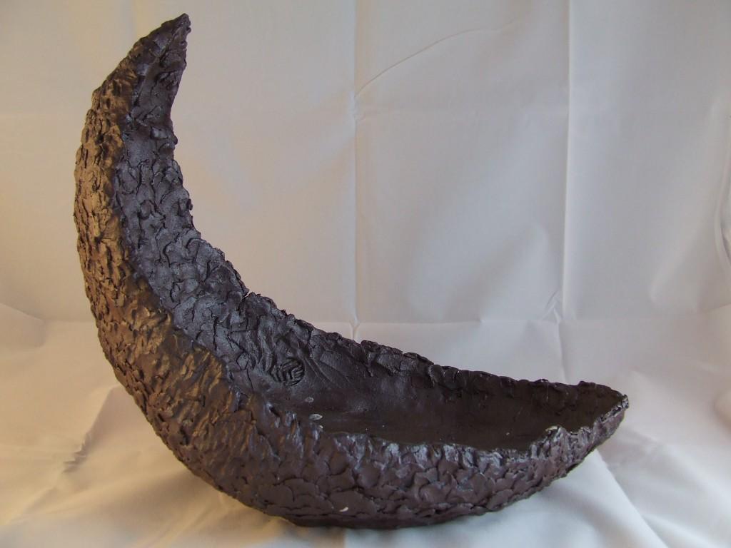 pietra di luna mezzaluna luna crescente roccia per bonsai fate voi. Black Bedroom Furniture Sets. Home Design Ideas