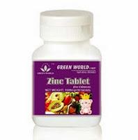 Zinc Tablet for Child