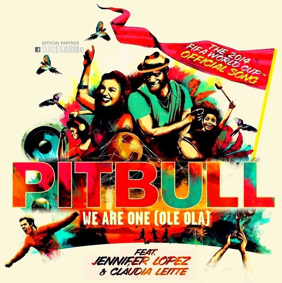 PITBULL : WE ARE ONE (OLE OLA)