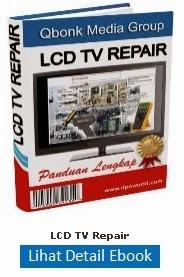 memperbaiki lcd tv