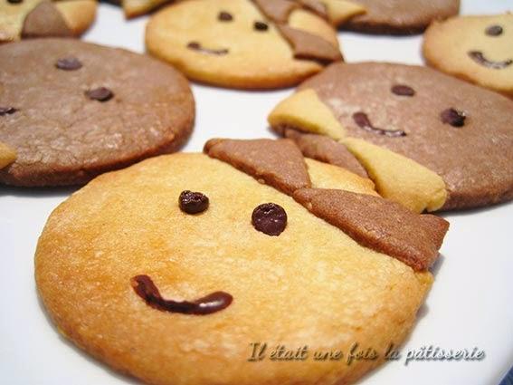 biscuits bonhommes