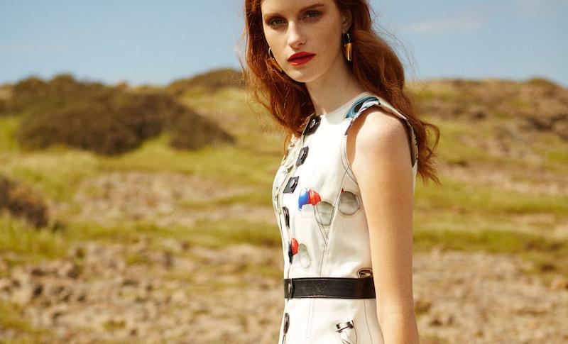 Magdalena Jasek by Cihan Oncu - Harper`s Bazaar Turkey June 2015