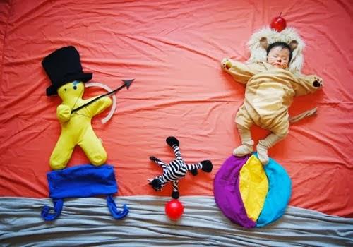 foto-foto keren referensi untuk memotret bayi