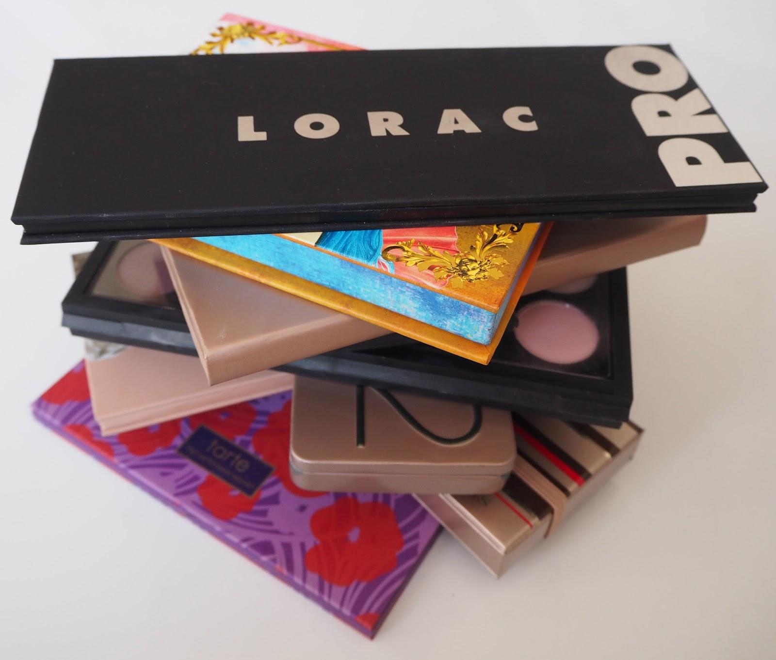LORAC Pro Palette 1 review