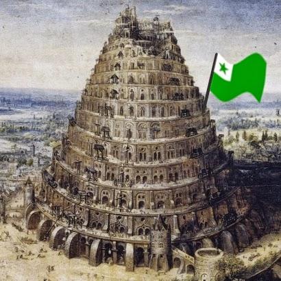 O esperanto e o mito da Torre de Babel