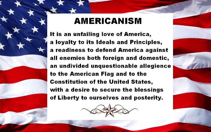 """americanism by theodore roosevelt vs transnational america Patriotism quotes quotes tagged as  ― theodore roosevelt tags: civic-duty  """"i love america more than any other country in the world and, exactly for this ."""