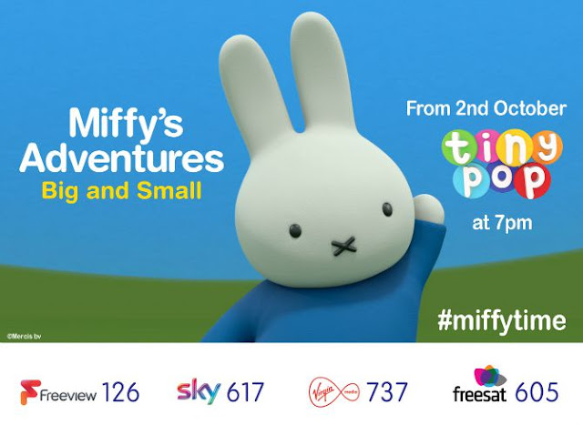 Miffy's TV poster