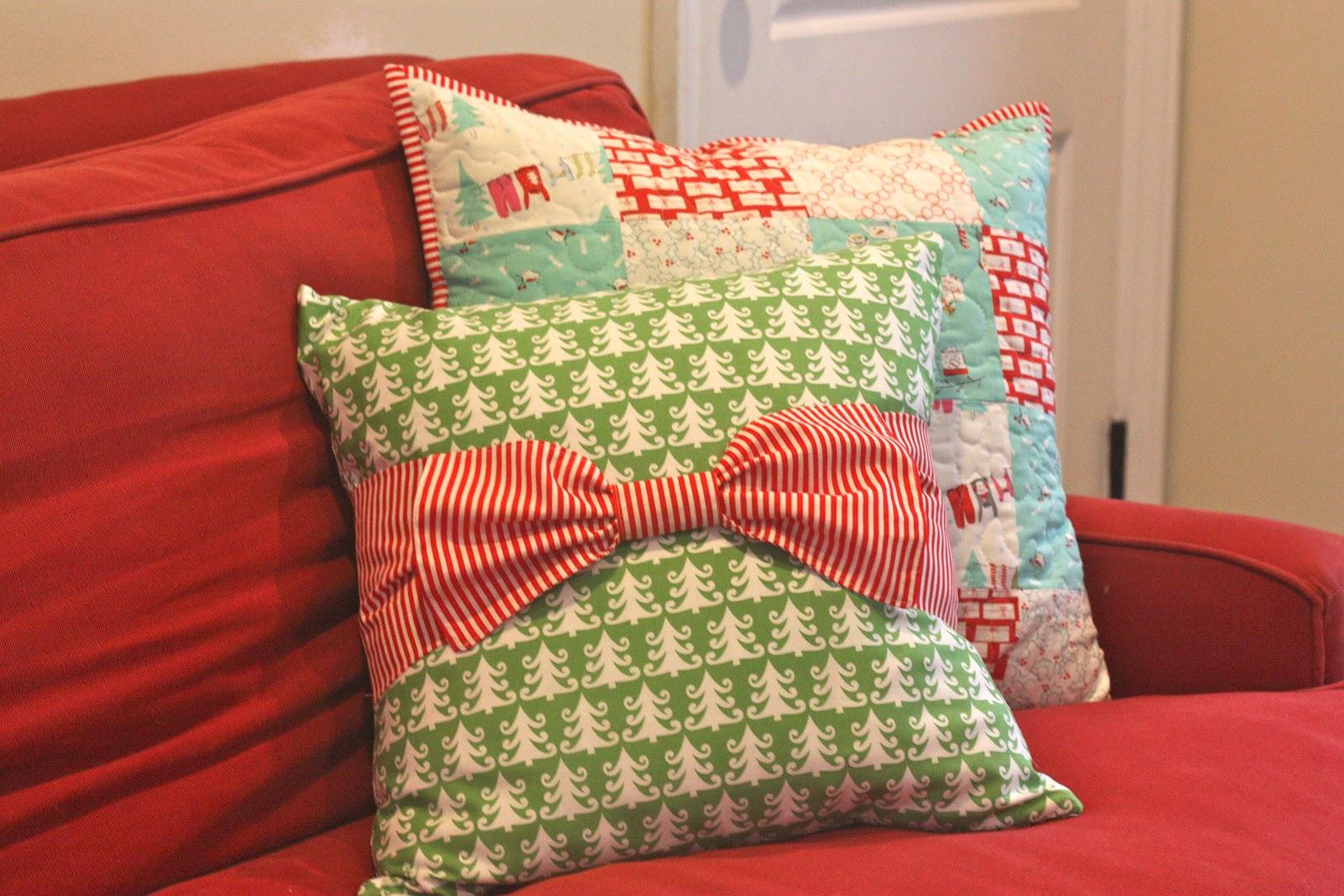 Mom New Christmas Pillows