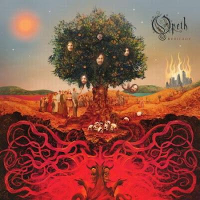 Opeth - Häxprocess Lyrics