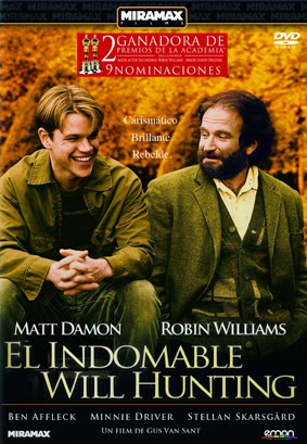 el indomable will hunting motivacion robin williams