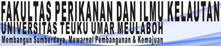 Fakultas Perikanan dan Ilmu Kelautan   Universitas Teuku Umar