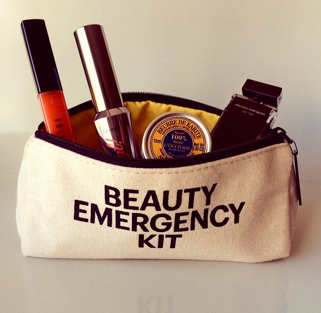 10 COSAS INFALTABLES PARA PREVENIR UNA EMERGENCY BEAUTY