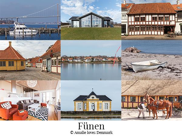 Amalie loves Denmark - Ferienhausurlaub auf Fünen, Dänemark