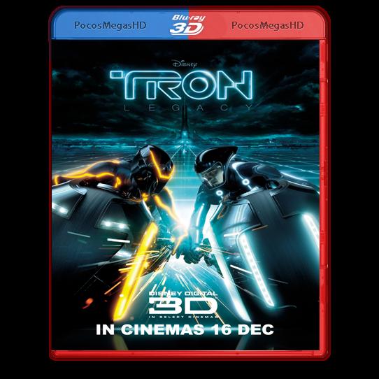 Tron Legacy(2010) BrRip 720p 3D SBS Latino AC3