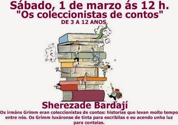 Cuentacuentos marzo 2014 vigopeques - Telefono casa del libro vigo ...