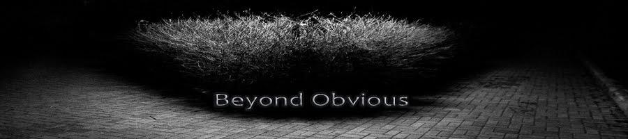 Beyond Obvious