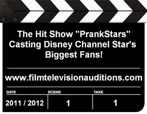 Disney Channel PrankSars Casting