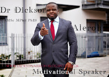 Career: Dr. Dickson Aleroh On The Road To Success