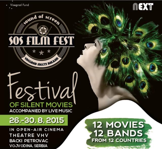 Filmsko - muzički festival u Bačkom Petrovcu: Sounds of Screen - Višegrad Meets Balkan