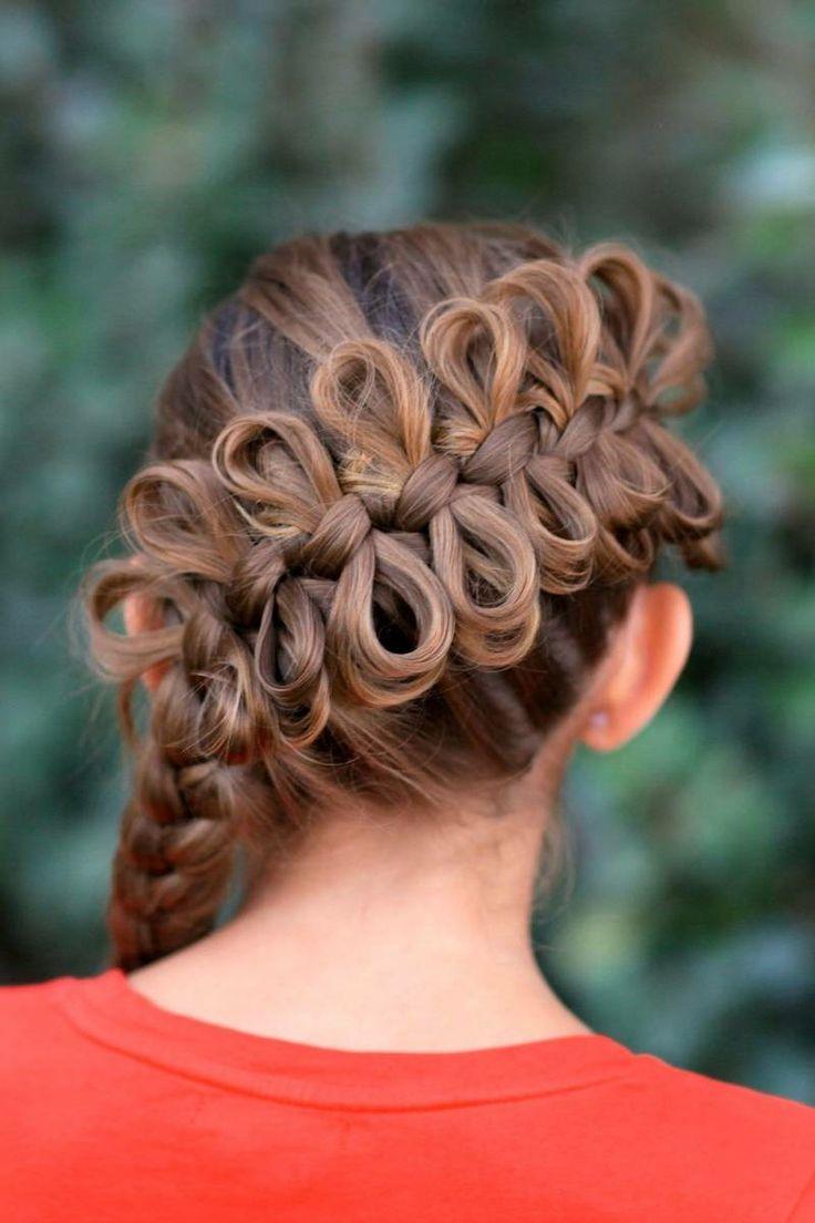 La Moda En Tu Cabello Originales Peinados Con Trenzas
