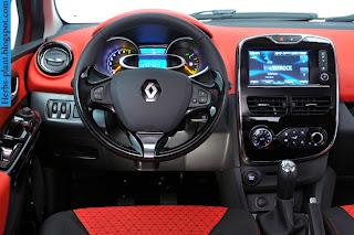 Renault clio car 2012 interior - صور سيارة رينو كليو 2012 من الداخل