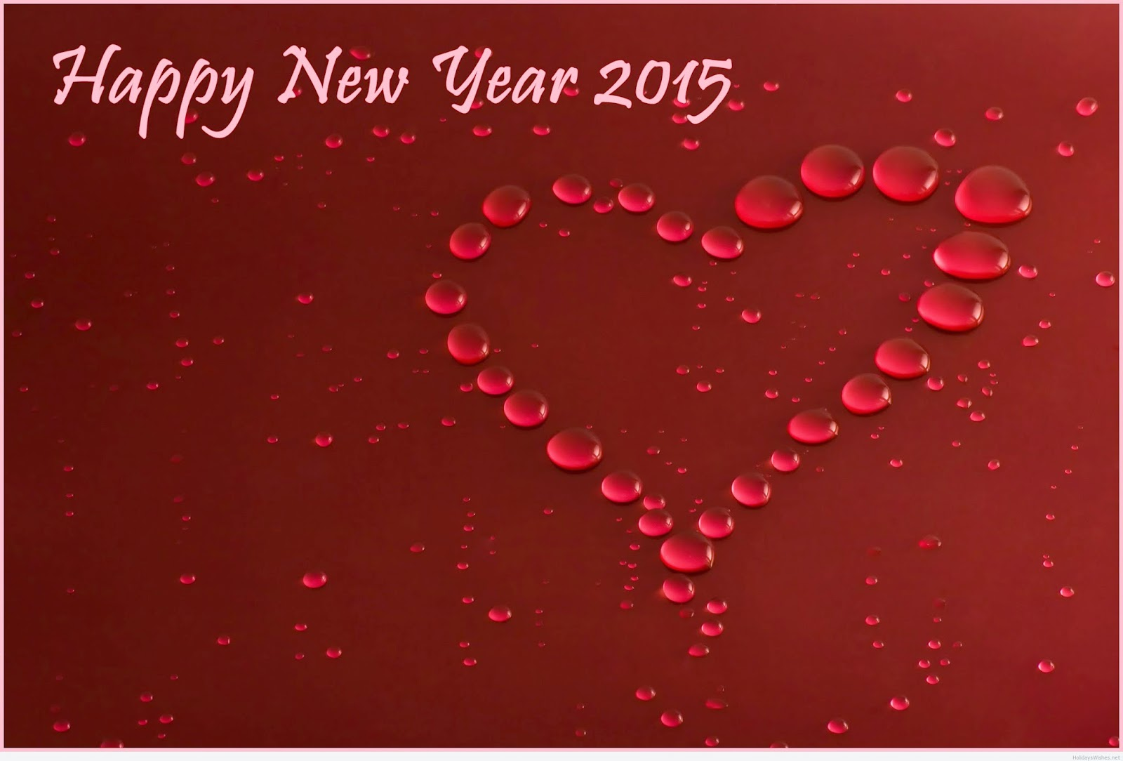 Happy New Year 2015 - eCARDS HD Cards