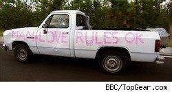 Top Gear Truck