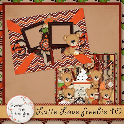 Latte Love Freebie 10