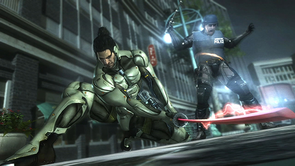 Review Metal Gear Rising Revengeance Jetstream Dlc Method To
