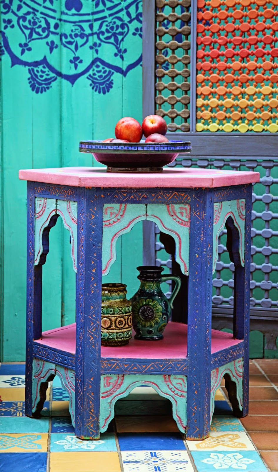 Painters In Residence Moroccan Boho Bedroom Janice Issitt Life And Style