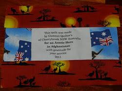 """""""Aussie Heros"""""""