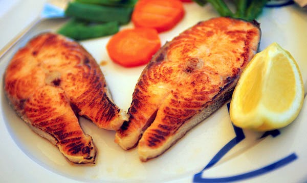 Easy grilled fish healthy recipes