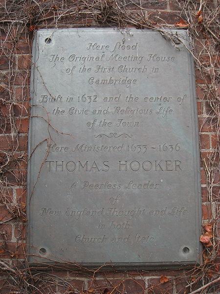 S Munson Family Tree Reverend Thomas Hooker