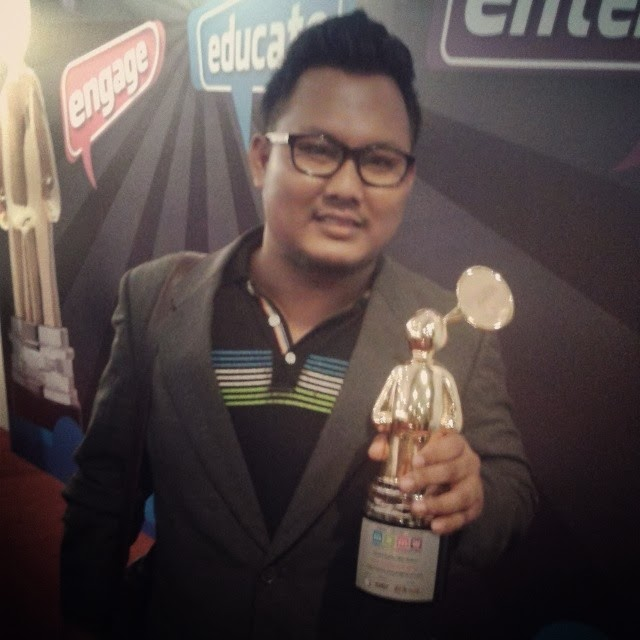 winner Best Lifestyle Blog MSMW 2014