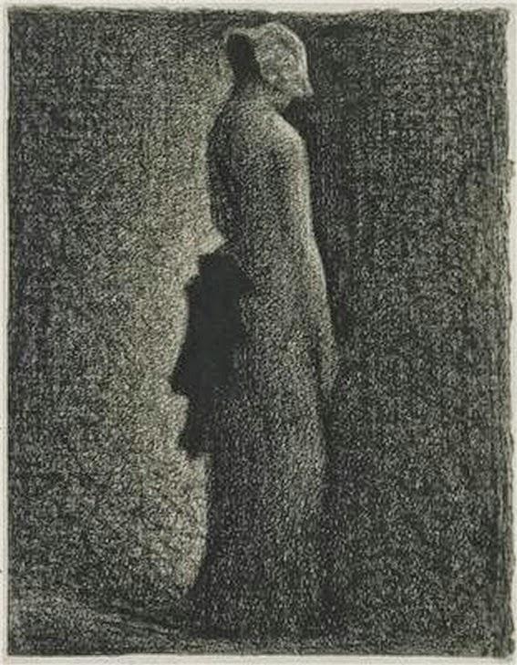 Le noeud noir - Guillaume Seurat 100327012459347665712174