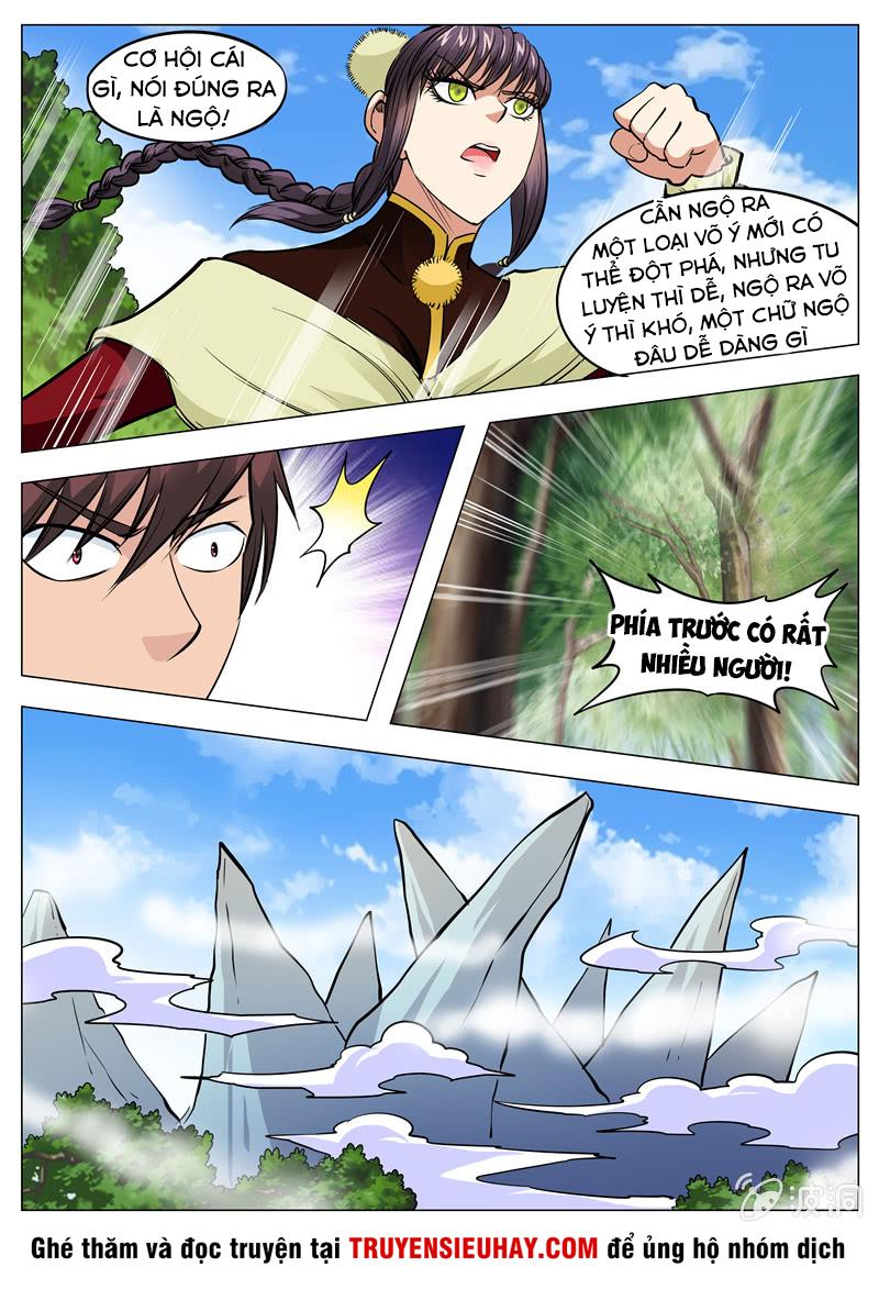Đại Kiếm Thần chap 151 - Trang 14